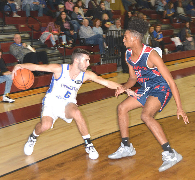 After pair of 1-point games, Cats roll over Franklin County