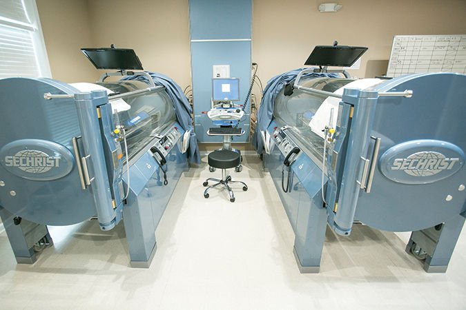 Hope and healing through Hyperbaric Oxygen Treatment