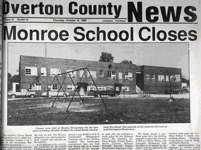 35 years ago in Overton County News