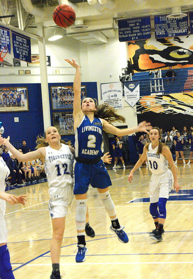 Lady Cats hold on to defeat Watertown