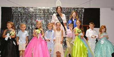 Mullins, Robbins named Tiny Tots King & Queen