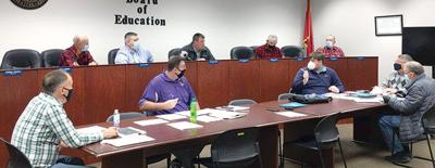 Interim director's contract approved