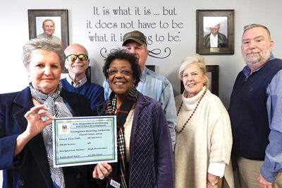 Livingston Housing receives high performance score with HUD
