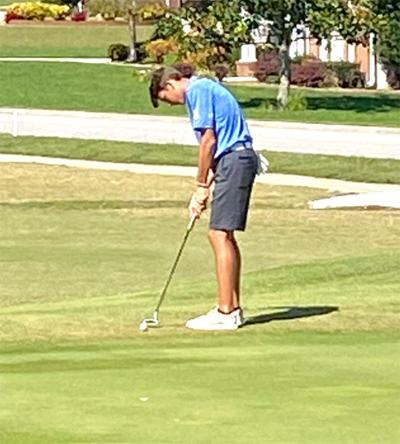 LA's Hayden Ledbetter places 12th in State Golf Tournament