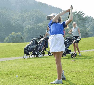 LA Golf plays three times in one week