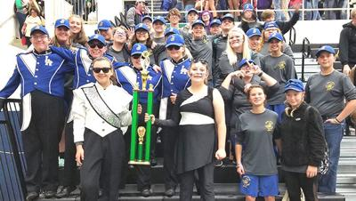LA band brings home 1st place trophy