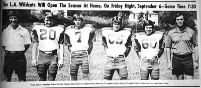 45 years ago in Overton County News September 5, 1974
