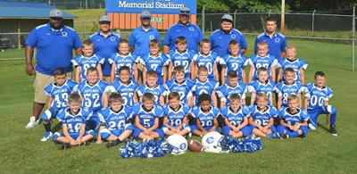 2019 pee wee Outlaws