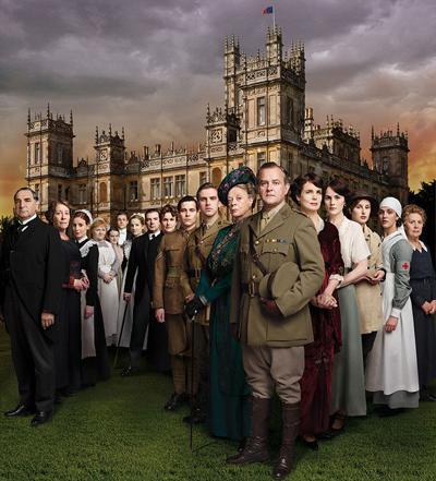 """Downton Abbey, Season 2"" airs on WCTE this Sunday"