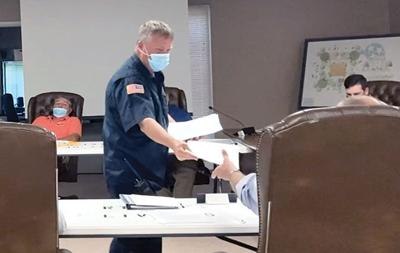 Two hired for Livingston Fire Department