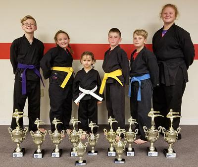 Team Hunter students compete in Fall Classic
