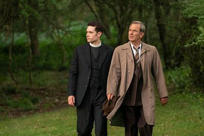 """""""Grantchester"""" season 5 begins this week on WCTE"""