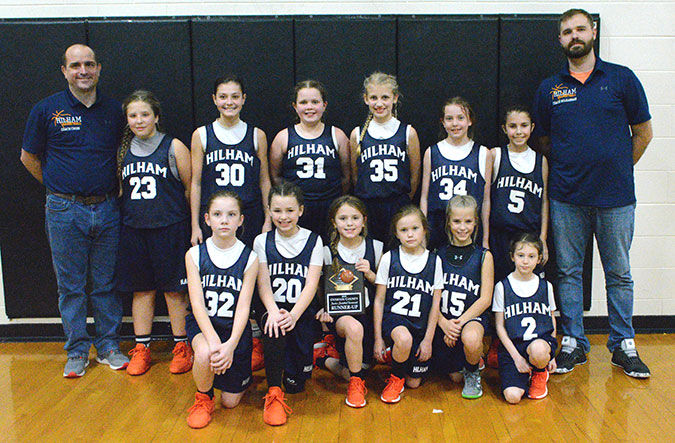 Allons, LMS take top titles in Overton County Bantam Tournament