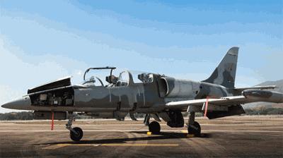 Fighter pilot suspended over mask mandate