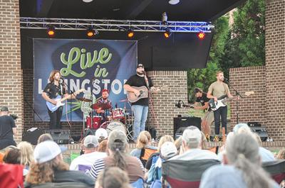 """Jake Hoot performs """"Live in Livingston"""""""