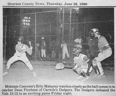 40 years ago in Overton County News