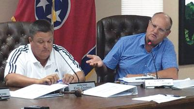 Ken Dodson appointed Vice Mayor