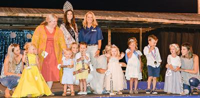 Conner, Brown named  Toddler King and Queen