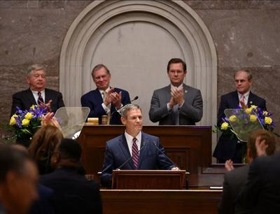 Gov. Lee delivers State of State Address