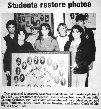 40 years ago in Overton County News January 22, 1981