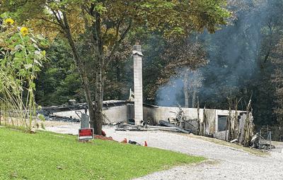 Woman dies in Turkey Town Road fire