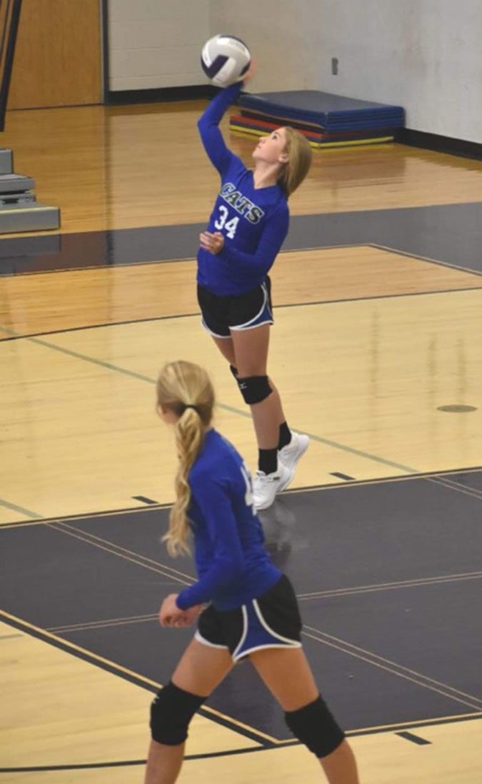 Jr. Lady Wildcats remain undefeated