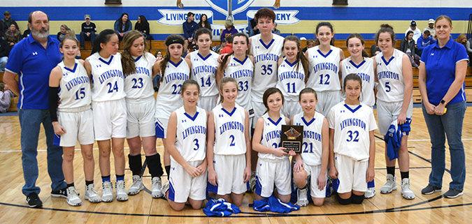 Rickman teams win Overton County Elementary Varsity Tournament