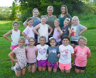 Junior Outlaws Cheerleaders