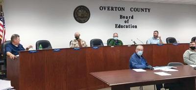 School Board reviews Director's contract, hires nurse