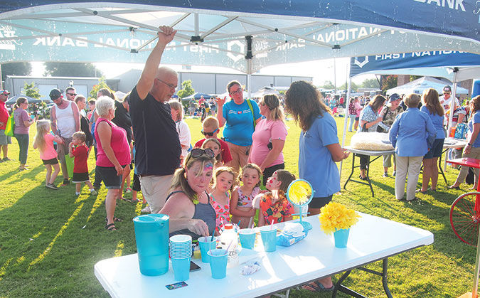 National Night Out held Tuesday at Central Park