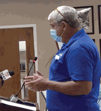 Mayor now has authority to hire, suspend