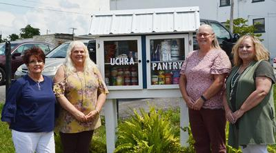 UCHRA provides Food Pantry Box for the community