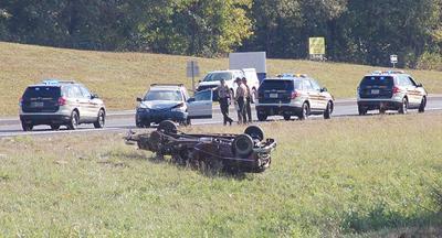 Putnam man dies in Hwy 111 crash