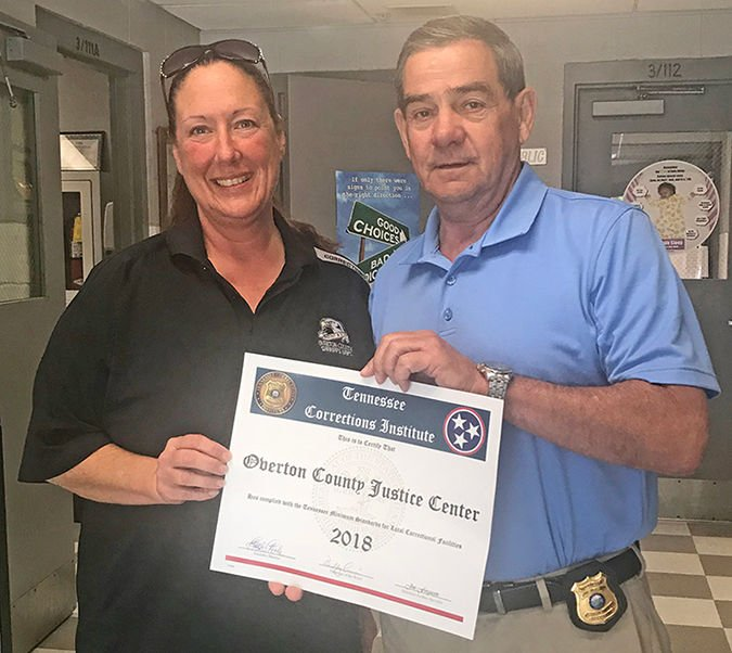 Jail receives state certification | Local & State ...