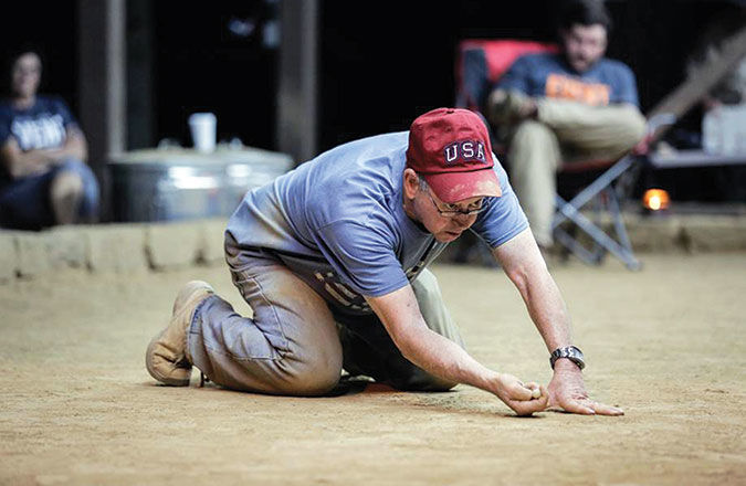 Rolley Hole Marbles Championship to be held