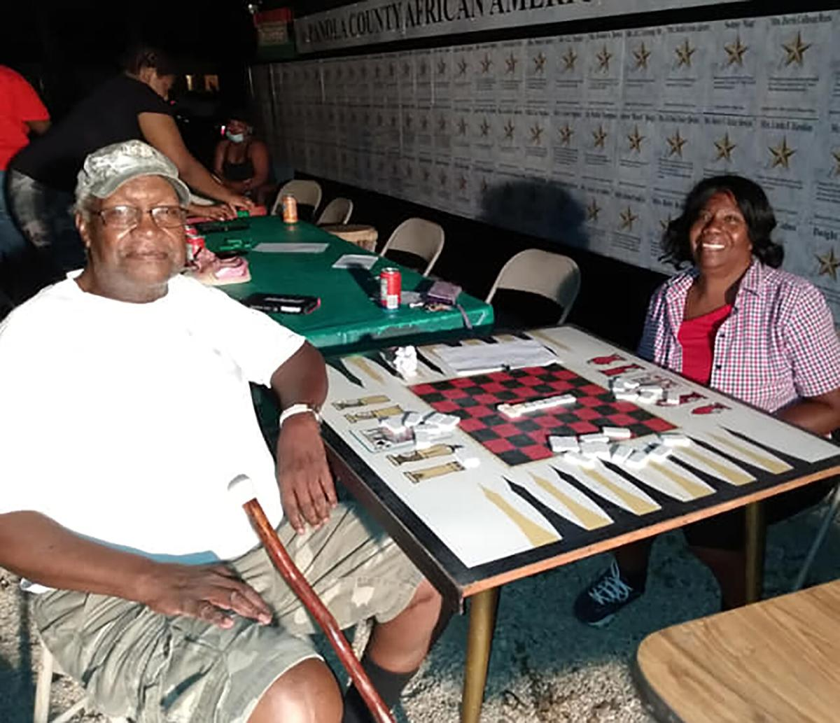 Birthday celebration brings out Cook's Quarters community