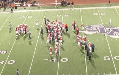 Carthage takes down Silsbee Tigers, 49-0