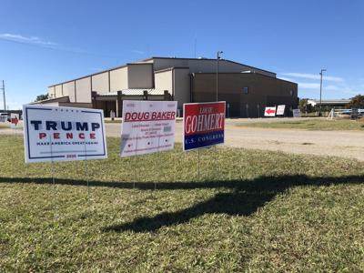 Election Night Live Blog: Panola County recorded about 50% voter turnout before Election Day