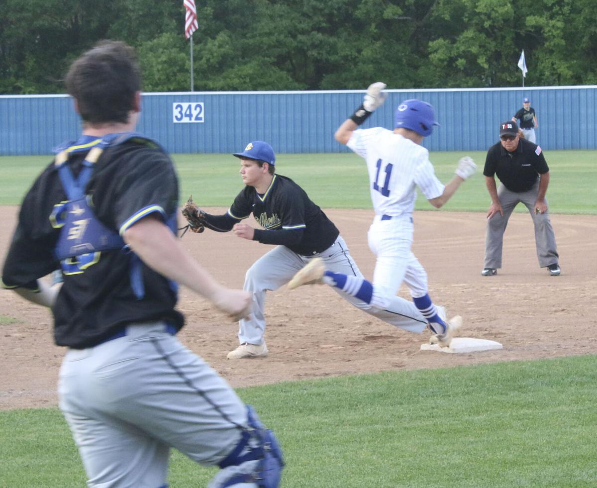 Beckville Baseball