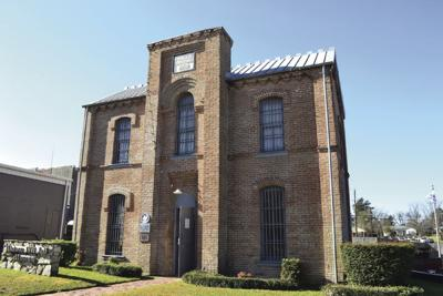 Old Jail provides look into the past