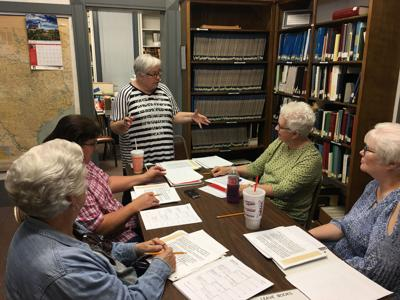 Old Jail Library holds intro to genealogy class