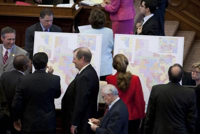 Texas enters 2021 redistricting with fewer safeguards for Texas voters of color
