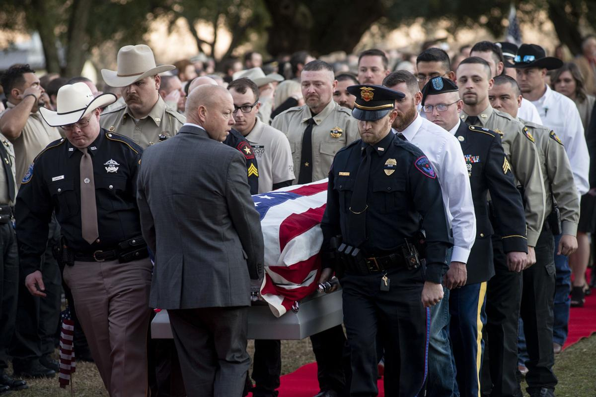 Chris Dickerson FUneral