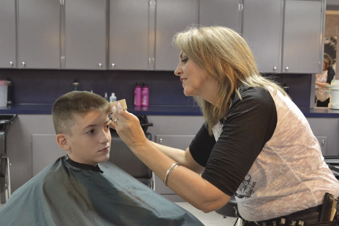 Find Free Kids Haircuts At Two Events In Carthage News