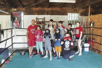 6ef7bb22 Carthage Boxing Club providing | Sports | panolawatchman.com