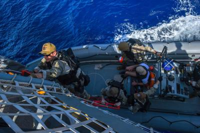 Faces of the Military: Carthage sailor serves aboard U.S.S. Nitze