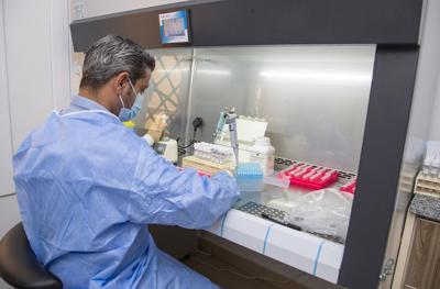Virus Outbreak Libya
