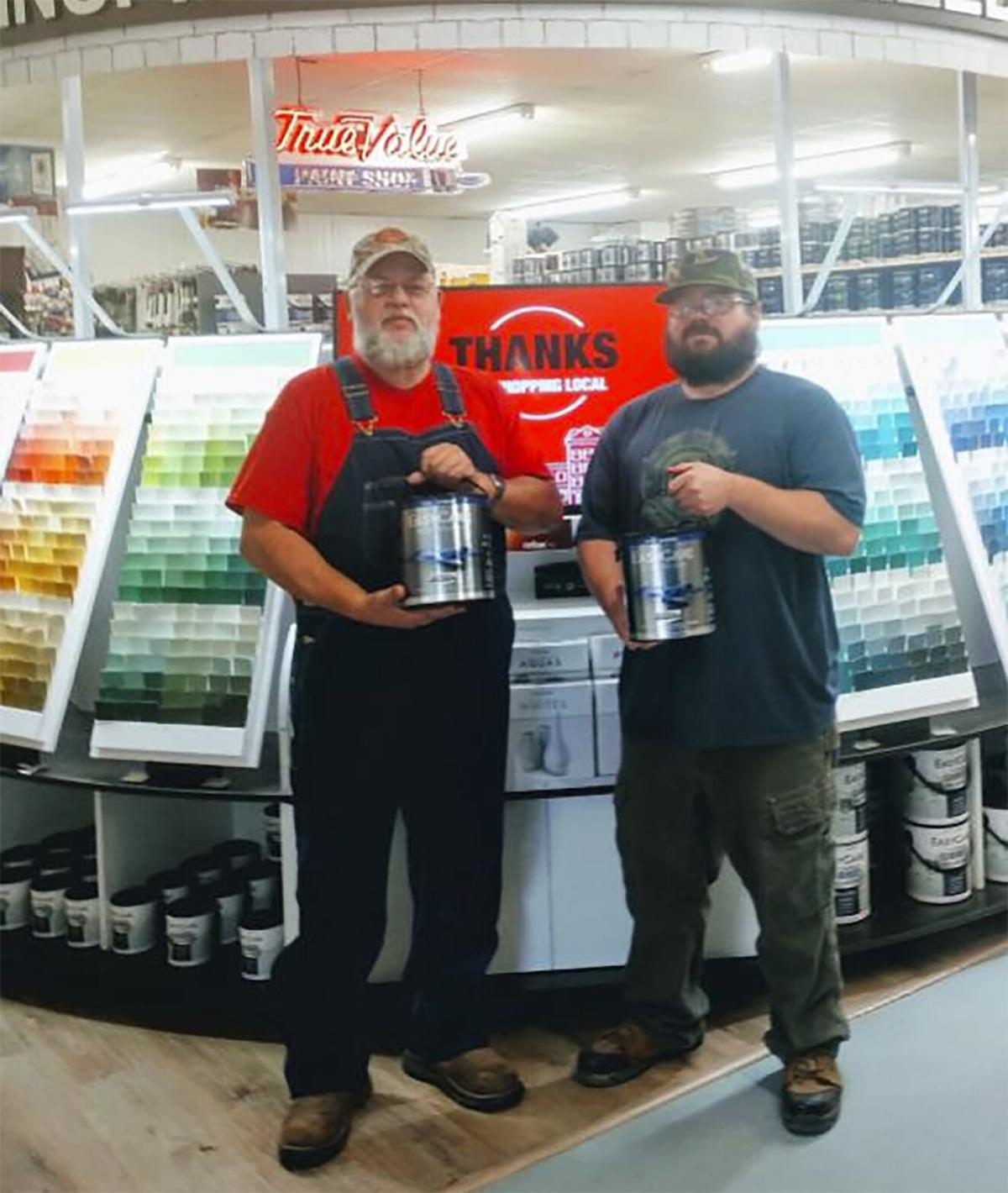 Carthage ISD, Camp Pirtle receive painting donations