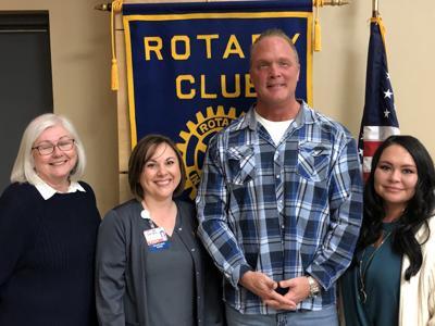 Carthage Rotary Club meets new UT Health doctor