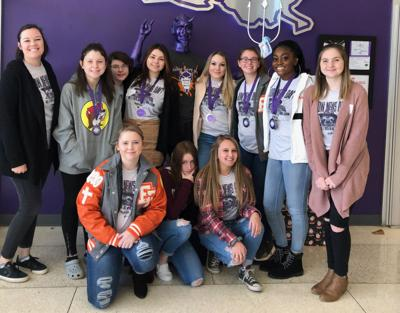Elysian Fields student journalists place well in competition
